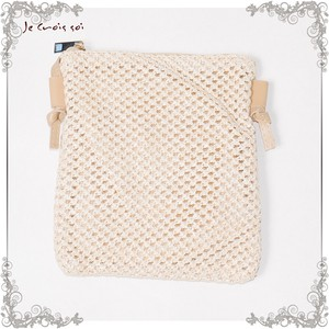 [ 2020NewItem ] 4 Colors Natural Material Natural Grass Material Use Compact Bag