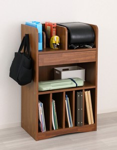 Japanese Satchel Rack Brown