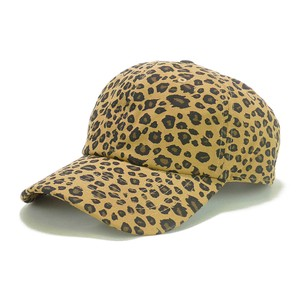 Leopard Cotton Cap Young Hats & Cap