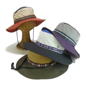 Light-Weight Lian Tape Nylon Adventure Hat Young Hats & Cap