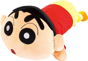 """Crayon Shin-chan"" Puffy Lying Down Cushion"