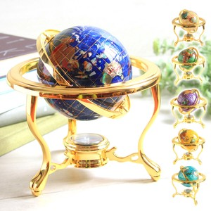 Globe 3 Pcs Pearl Natural stone Power Stone
