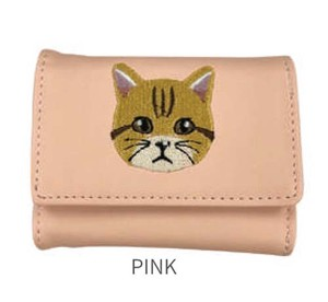 [ 2020NewItem ] Cat Embroidery Coin Purse Wallet [ 2020NewItem ] Reserved items