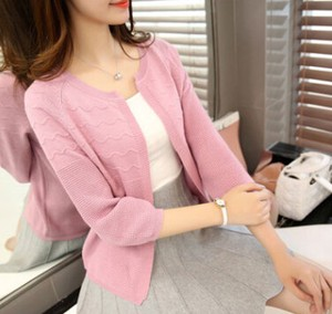 Sweater Knitted fabric Coat