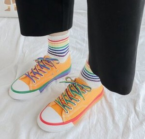 Rainbow Color Sneaker