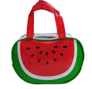 Vinyl Overnight Bag Watermelon