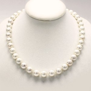 Shell Pearl Necklace Pearl Necklace