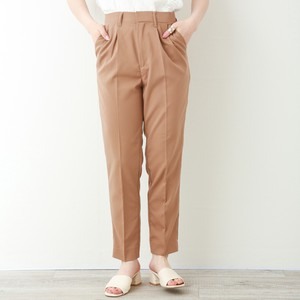 Stretch Press Tapered Pants