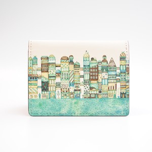 Card Case Chocolate Mint Dream