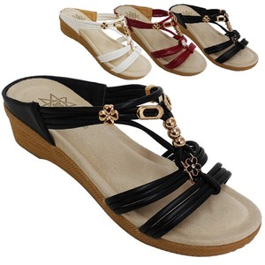 Sandal Juice Attached Edge Sandal