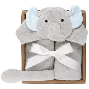 Di Food Bathing Towel Elephant