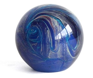 Craft Glass Work Cosmic Earth