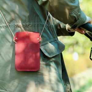 Smartphone Pouch Red