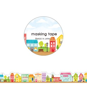 Washi Tape Die Cut Scandinavia