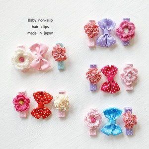Hair Clip 3 Pcs Set Slip