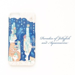 Hard Smartphone Case Aquamarine iPhone Each Type Dream Hard Case