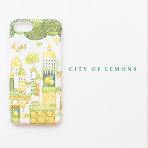 Hard Smartphone Case Lemon iPhone Each Type Dream Hard Case