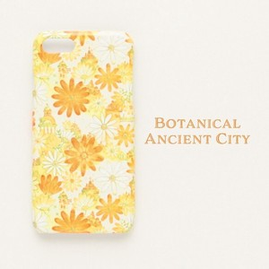 Hard Smartphone Case Botanical Ancient City iPhone Each Type Dream Hard Case
