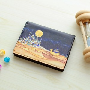 Card Case Camel Arabian Night Dream