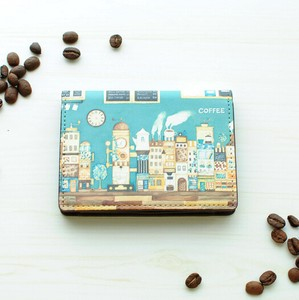 Card Case Cafe Coffee Dream