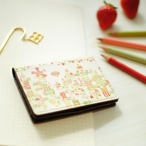 Card Case Strawberry Dream