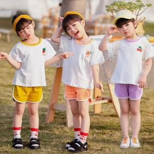 Tシャツ +パンツ上下2点セット キッズ 女の子 韓国子供服 2020新作 SALE ファッション m14747