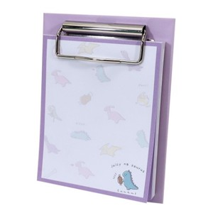 Memo Pad Binder Attached Memo Pad