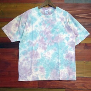 For Summer Dyeing Short Sleeve T-shirt