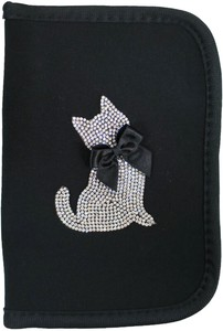 Medicine Notebook Case cat Whole Body