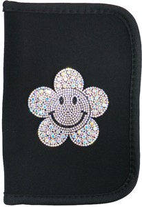 Medicine Notebook Case Flower