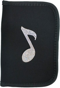 Medicine Notebook Case Musical Note