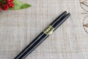 Chopstick Limited Stock Chopstick Sharpen Processing Ebony Finish