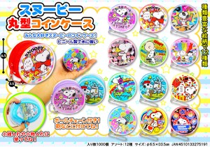 Snoopy Round shape Coin Case 2 type