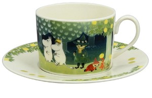 The Moomins Nature Cups & Saucer