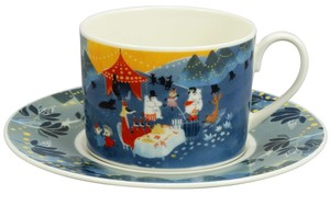 The Moomins Nature Cups & Saucer Party