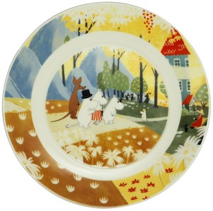 The Moomins Nature Plate The Moomins House