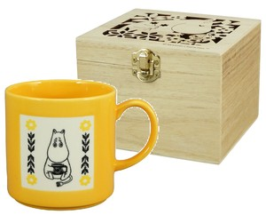 The Moomins Wood Boxed Mug The Moomins