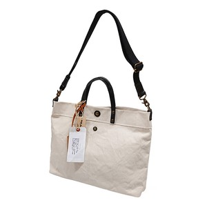 Made in Japan Canvas Spain Cow Leather Bag Run A4 Tote Bag ,Polyester Bag