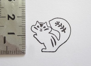 Stamp Penchant Squirrel