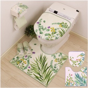 Design Bathroom Furnishing Green Art