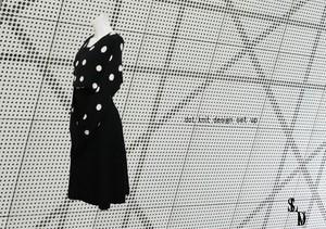 ≡dot design knit set up≡  ドットデザインニットスカートセット