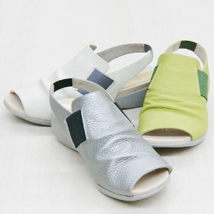 Vivid Color soft Genuine Leather Sandal [ 2020NewItem ]