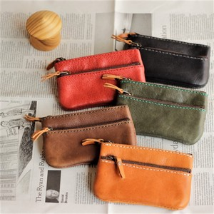 Form Double Fastener Coin Purse