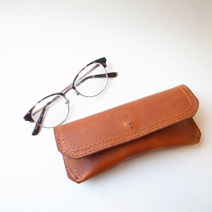 Shop Push Leather Eyeglass Case
