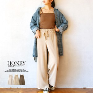 S/S Knitted wide pants Bottom A/W [ 2020NewItem ]
