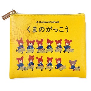 The Bear's School Pen Pouch The Bear's School