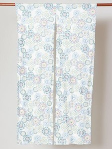 [ 2020NewItem ] Design Portugal Tile Japanese Noren Curtain