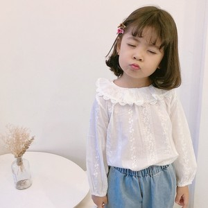 Korea Fashion Korea Children's Clothing S/S Children's Clothing Top Skirt