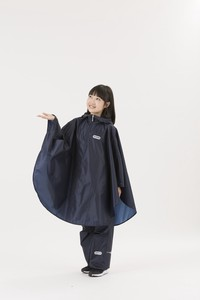 ★NEW★KIDS OUTDOOR PRODUCTSポンチョ ☆収納袋付き【通学】