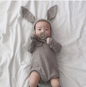 Korea Fashion Korea Children's Clothing Newborn S/S Children's Clothing Top